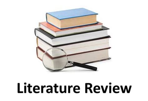 Introduction for a literature review undergraduate nursing